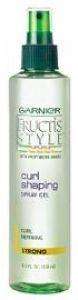 Curl Shaping Spray Gel