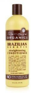 Brazilian Keratin Straightening Conditioner