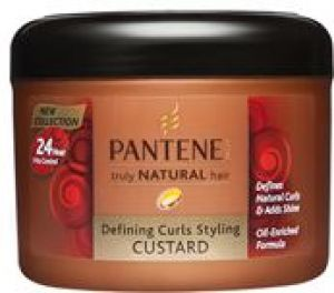 Pro-V Truly Natural Defining Curls Styling Custard