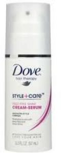STYLE+care Frizz-Free Shine Cream-Serum