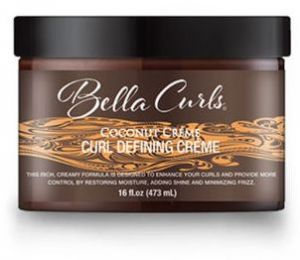 Bella Curls Coconut Creme Curl Defining Creme (16 oz.)