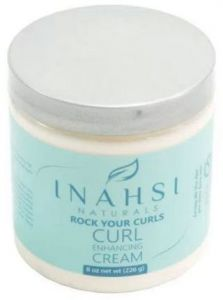 Inahsi Naturals Rock Your Curls Curl Enhancing Cream (8 oz.)