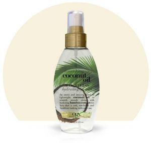 OGX Nourishing Coconut Oil  Weightless Hydrating Oil Mist (4 oz.)