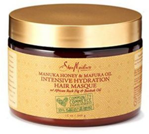 SheaMoisture Manuka Honey & Mafura Oil Intensive Hydration Hair Masque (12 oz.)