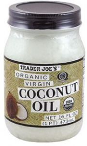 Trader Joe`s Organic Virgin Coconut Oil (16 oz.)