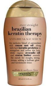 Ever Straight Brazilian Keratin Therapy Anti-Breakage Serum