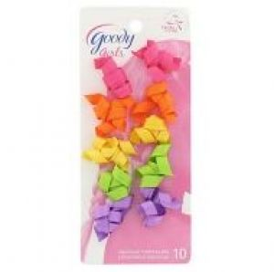 Goody Girls Ribbon TerryOs, 10 CT