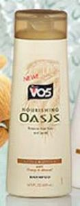 Nourishing Oasis Honey and Almond Shampoo