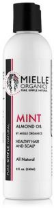 Mielle Organics Mint Almond Oil (8 oz.)