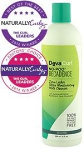 No-Poo Decadence Zero Lather Ultra Moisturizing Milk Cleanser