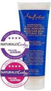 Mongongo & Hemp Seed Oils High Porosity Moisture-Seal Styling Gel