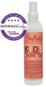 Coconut and Hibiscus Kids Extra-Moisturizing Detangler