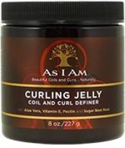 Curling Jelly Coil and Curl Definer