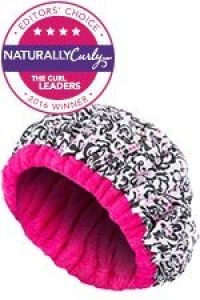 Deep Conditioning Heat Cap - Hot Pink Diva Reversible