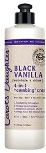 Black Vanilla 4-in-1 Combing Creme