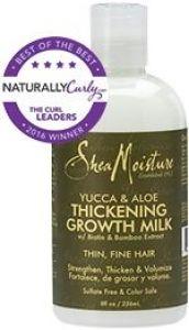 Organic Yucca & Aloe Thickening Growth Milk