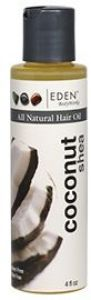 Coconut Shea All Natural Hair Oil