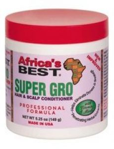 Super Gro Hair & Scalp Conditioner