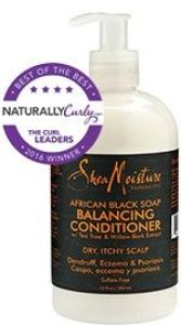 African Black Soap Balancing Conditioner