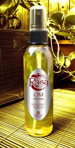 Om Hair & Body Oil