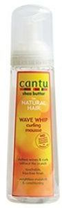 Shea Butter Wave Whip Curling Mousse