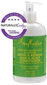 African Water Mint & Ginger Detox & Refresh Hair & Scalp Gentle Conditioner