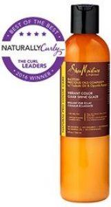 professional Natural Pro Color Care Vibrant Color Clear Shine Glaze