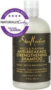 Yucca & Plantain Anti-Breakage Strengthening Shampoo