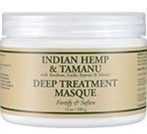 Indian Hemp & Tamanu Grow & Strengthen Treatment Masque