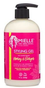 Honey & Ginger Styling Gel