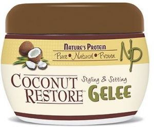 Coconut Restore Styling & Setting Gelee