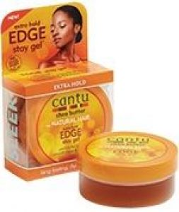 Shea Butter Extra Hold Edge Stay Gel