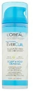 EverCurl Sculpt & Hold Cream-Gel