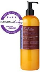 Professional Natural Pro Keratin Care Smooth Finish Shampoo