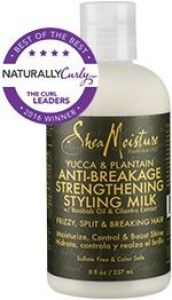 Yucca & Plantain Anti-Breakage Strengthening Styling Milk