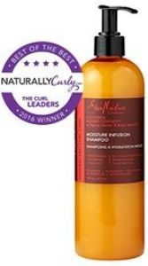 Professional Natural Pro Curl Care Moisture Infusion Shampoo