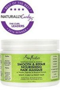 Tahitian Noni & Monoi Smooth & Repair Nourishing Hair Masque