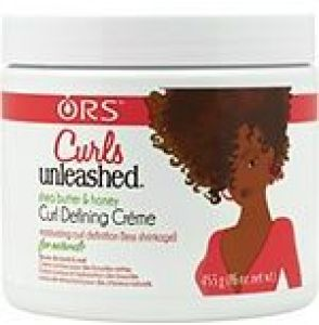 Curls Unleashed Shea Butter & Honey Curl Defining Crème