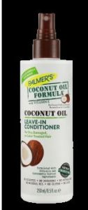 Coconut Oil Strengthening Leave-In Conditioner