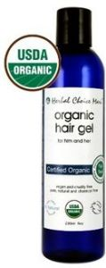 Mari Organic Hair Gel