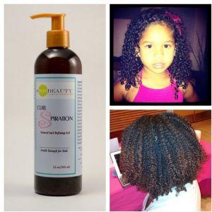 CurlSpiration Natural Curl Defining Gel