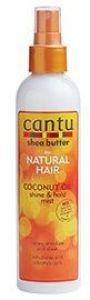 Shea Butter Coconut Oil Shine & Hold Mist