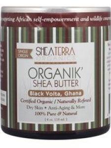 Organik' Shea Butter