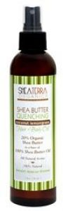 Shea Butter Quenching Hair + Body Oil - Coconut Lemongrass