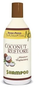 Coconut Restore Moisture Replenishing Shampoo