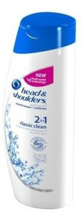 Classic Clean 2-in-1 Dandruff Shampoo + Conditioner