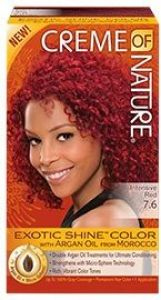 Exotic Shine Color - Intensive Red 7.6
