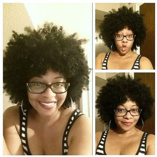 Wash n Fro 4a 4b 4c Out & Loose Wash and Go