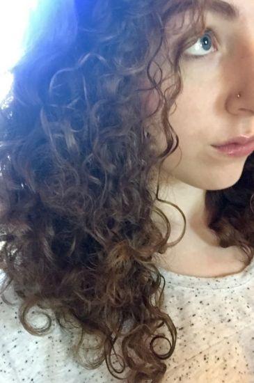 3b Natural Curly Hair 3b Out & Loose Wash and Go 3b 3B Hair
