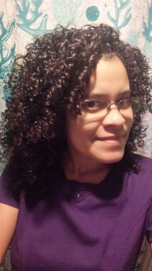 Love Curls! 3b 3c Out & Loose Wash and Go 3b/3c hairtype Curly Hair Natural Hair naturally curly hair Wash and Go